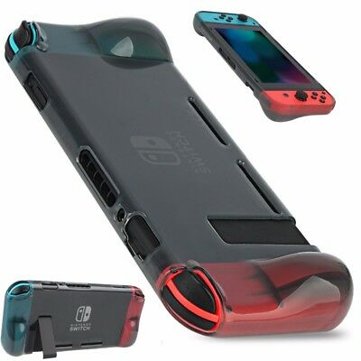 TPU Grip Case Ergonomic Anti-Scratch Protective Cover Shell for Nintendo switch