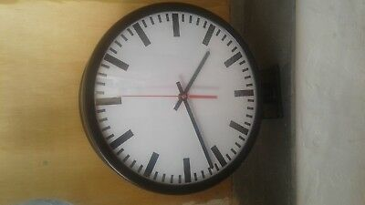 IKEA Double sided station clock. New Boxed.