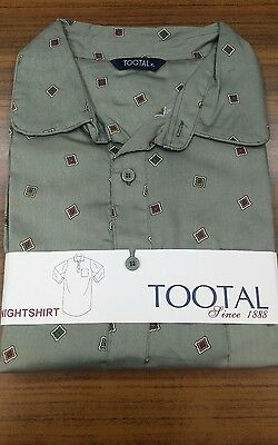 Men's vintage Tootal nightshirt XL
