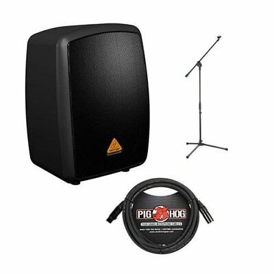 Behringer Europort MPA40BT All-in-One Portable 40-Watt PA System with Bluetooth