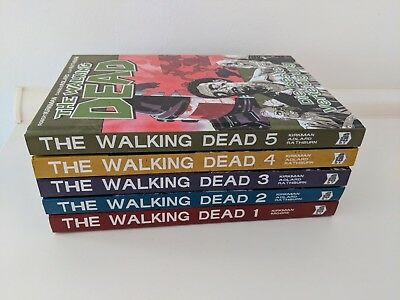 The Walking Dead Band 1-5