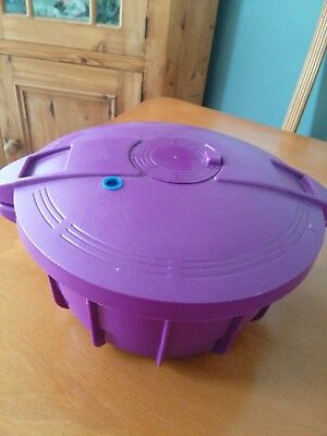 Qvc prepology microwave pressure cooker