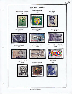 GERMANY Berlin MINT  From Collection Lot #G50