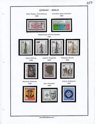 GERMANY Berlin MINT  From Collection Lot #G52