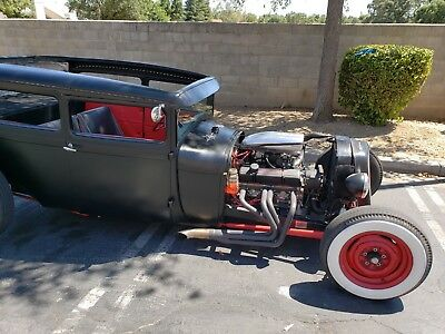 1929 Ford Model A  1929 Ford Model A Rat Rod