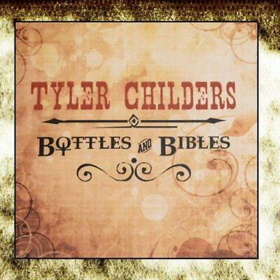 Bottles Bibles by Tyler Childers Audio CD New Free Shipping