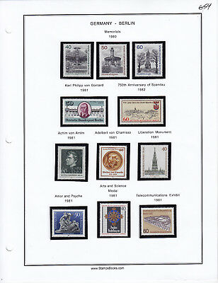 GERMANY Berlin MINT   From Collection Lot #G54