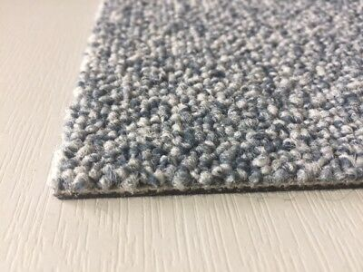 Brand New! Quality Interface Carpet Tiles-Bluey Grey 9 Square Metres-Bargain!