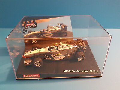 Carrera Evolution 1:32 Formel 1 McLaren-Mercedes MP4/15