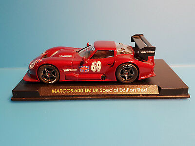 Fly MARCOS LM Special Edition Edition Red
