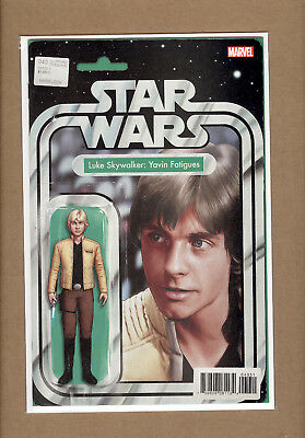 STAR WARS #40 Luke Skywalker Yavin Fatigues John Tyler Christopher Variant NM/MT