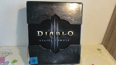 Diablo 3 III : Reaper Of Souls - Collector's Edition  - PC BIGBOX