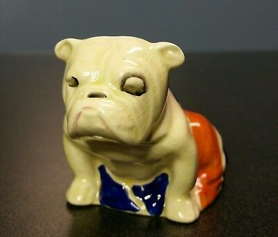Vintage ROYAL DOULTON UNION JACK BULLDOG RaNo 645658