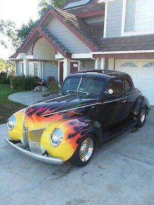 1940 Ford Coupe standard 1940 Ford Standard Coupe