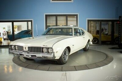 1969 Oldsmobile Cutlass F/85 Deluxe 1969 F/85 Deluxe Used Automatic