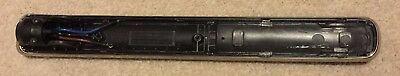 GHD 6.0 Eclipse Black Cable side arm Genuine 2nd Hand case