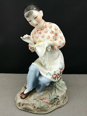 Impressive early 20th antique  Old Chinese Figure - very rare
