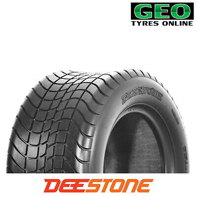 Golf Cart Tyre 205/50-10 D258 (4 PLY) Deestone 205 50 10
