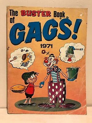 The Buster Book Of Gags 1971