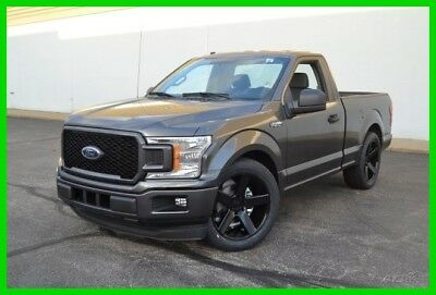 """2018 Ford F-150 Lightning Package 2018 Ford F-150 Lightning 5.0L 650Hp Roush Supercharged 10-Speed 22"""" Wheels"""