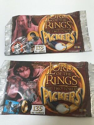 Tazo Pickers Lord Of The Rings New
