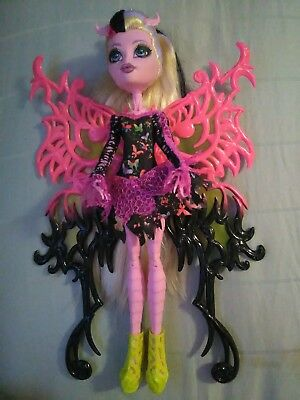 Monster high freaky fusion bonita femur doll(AXP)