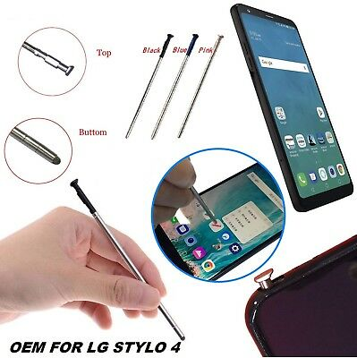 OEM LG Q Stylo 4 Q710MS Replacement Touch Stylus Pointer S Pen Black Blue PINK