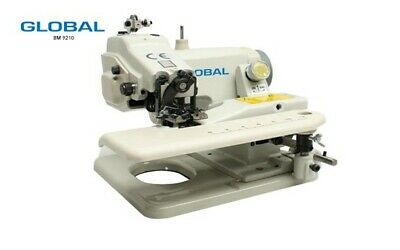 Full Industrial Blind Hemming / Blindstitch Sewing Machine. Eagle NEW