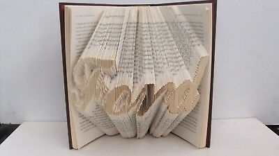 Folded Book - Ford