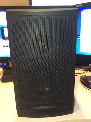 1 Infinity Reference 20002 Bookshelf Speakers Excellent Sound Condition