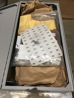 Telkey Wall Key Cabinet Part # AWC-350S (NEW)