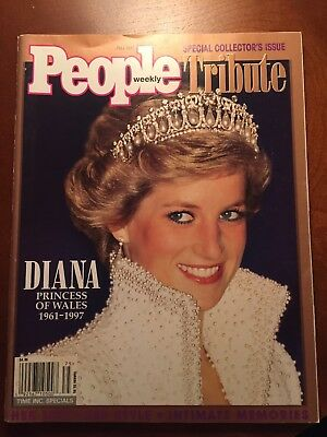 "People Magazine Fall 1997, ""Diana Princess Of Wales "" Tribute Issue"