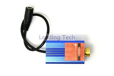 200-250mw 660nm Red Laser Line Module for Cutting with Heatsink & AC Connector