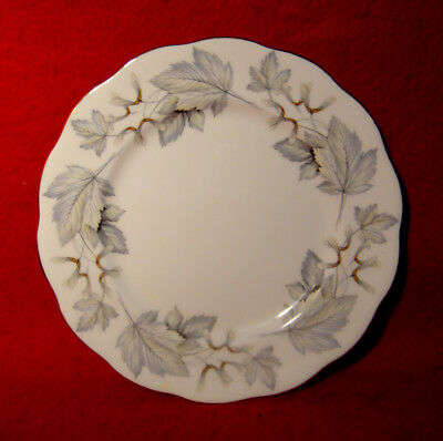 ROYAL ALBERT *SILVER MAPLE* BREAD & BUTTER PLATE(S) GOLD ENGLAND buy 1 or more