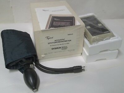 Welch Allyn Tycos Professional A-1000 Digital Acoustic Sphygmomanometer 5095-01