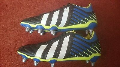 Adidas Adipower Kakari  SG   Boots  Size UK12 * used*