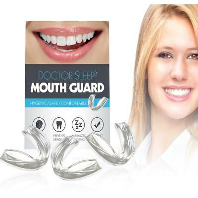 Mouth Guard for Grinding Teeth – Night Guard for Clenching - Eliminates TMJ