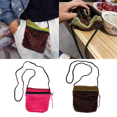 Dwarf & Syrian Hamster / Mouse & Gerbils Pouch Durable & Warm Travel Carrier