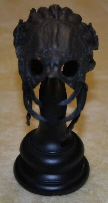 Sideshow Weta Lord of the Rings Fellowship ORC Hide Helm 1/4 scale