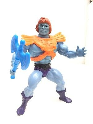 Motu Masters Of The Universe - Faker - Taiwan - 1982 - Skeletor He-Man