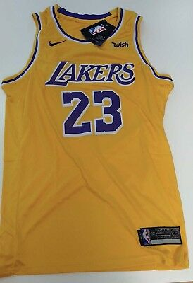 Maillot NBA - LeBron JAMES - Los Angeles LAKERS - Taille M