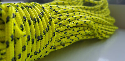 buy one get one free 4mm polyester braid reflective rope line price per metre