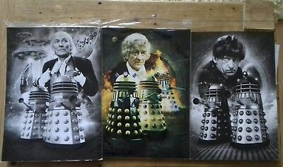 Doctor Dr Who Job Lot A4 Size Posters High Quality 20 In Total