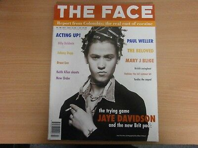The Face Magazine. July 1993