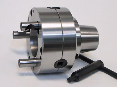 Workholding Chuck 5C Collet Chuck With Integral D1-4 Cam Lock Mounting AB