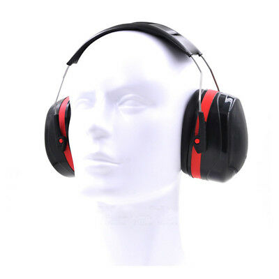 Folding Head Earmuffs Anti-Noise 30dB Headphone Protector Hearing Protection