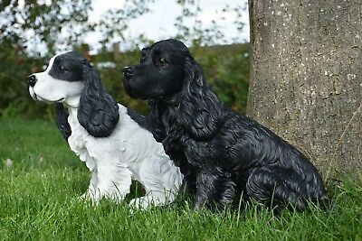 Cocker Spaniel Urn pet memorial casket to hold the ashes of your dog