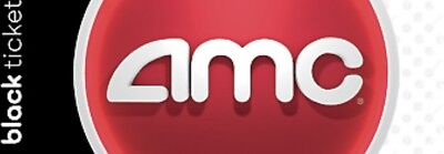 1 (1x) AMC Black Movie E-Tickets. NO EXPIRATION Quick delivery to your email