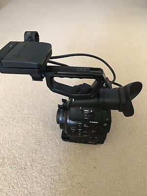 Canon EOS C300 Cinema Camera VGC With Bag Low Hours REDUCED !!!