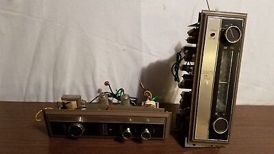 Zenith Tube Type Tuner & Amp from Console
